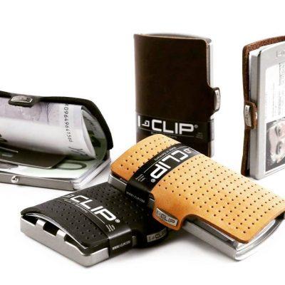 I-Clip Slim Wallet