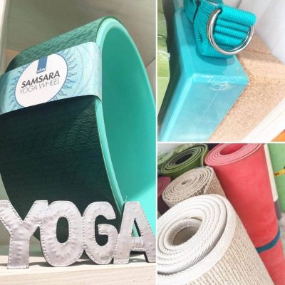 Yoga Equipment - Rental and Wholesale