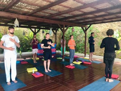 Spirit Yoga Class